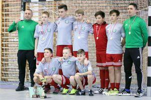 Żukowska Liga Futsalu Junior 2016/2017 zakończona. Straszyn, Sulmin i Ex Siedlce Gdańsk mistrzami I edycji