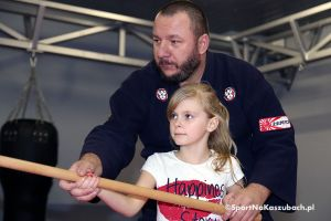 Mały Ninja w KCSW w Kartuzach, czyli niezbędna porcja ruchu i wszechstronny rozwój dziecka w atrakcyjnej formie