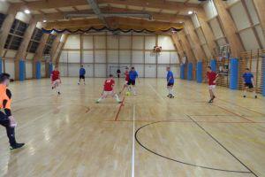 Somonińska Liga Piłki Nożnej Halowej. Sani - Tech wygrał walkowerem, zacięta walka o drugie miejsce