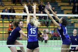 W I lidze Cordia - InterMarine, w II mecz na szczycie i inne spotkania dziś w Przodkowskiej Lidze Piłki Siatkowej Kobiet