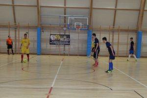 Niespodziewana porażka wicelidera w 7. kolejce Somonińskiej Ligi Piłki Nożnej Halowej