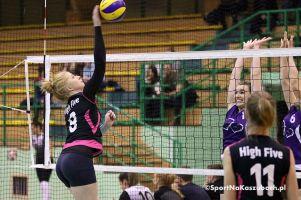 Przodkowska Liga Piłki Siatkowej Kobiet. Liderki obu lig z zespołów InterMarine i So Sorry potwierdziły dominację