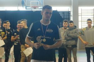 Kiełpino Cup - Turniej Piłki Nożnej Halowej Rocznika 1999. Zdecydowane zwycięstwo Dormar Meble Żukowo