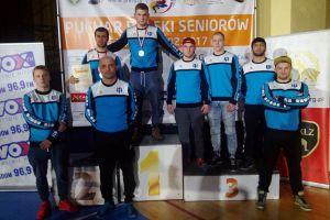 Krzysztof Niklas zwycięzcą I Pucharu Polski Seniorów w Zapasach w Stylu Klasycznym w Radomiu. Sahakyan drugi, Melkumov trzeci