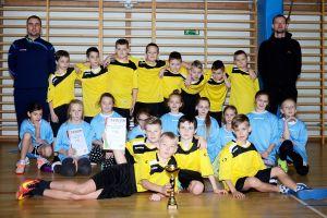Banino podwójnym zwycięzcą Powiatowych Igrzysk Młodzieży Szkolnej w Usportowione Dwa Ognie w Somoninie