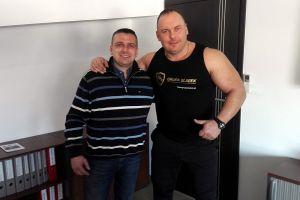 Maciej Hirsz, siłacz z Kartuz, jedzie na Arnold Amateur Strongman World Championships w Stanach Zjednoczonych.