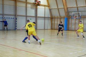 Somonińska Liga Piłki Nożnej Halowej. Druga z rzędu porażka Atomu po świetnym meczu z Domarosem