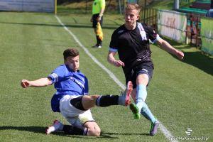 Kaszubia Kościerzyna - GKS Przodkowo 1:2 (1:0). Trzy zwycięstwa od mistrzostwa III ligi