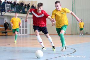 W niedzielę przedostatnia kolejka Kartuskiej Halowej Ligi Piłki Nożnej