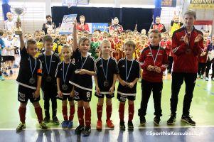 Jako Futsal Cup w Kiełpinie. KS Skorzewo lepszy od Beniaminka Starogard Gdański w finale turnieju rocznika 2009