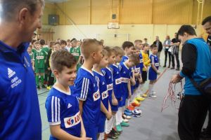 Radunia Stężyca najlepsza w Halowych Mistrzostwach Gdańska w Piłce Nożnej 2017 rocznika 2007