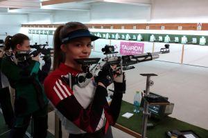 Diana Malotka - Trzebiatowska z trzema medalami Międzynarodowych Mistrzostw Wybrzeża w Strzelectwie 2016