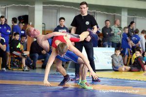 Mistrzostwa Wybrzeża, Bałtycka Liga Młodzików i Turniej o Puchar Burmistrza w Zapasach w Kartuzach - zdjęcia