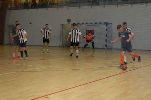 Somonińska Liga Piłki Nożnej Halowej. Domaros awansował na trzecie miejsce po szóstym zwycięstwie z rzędu