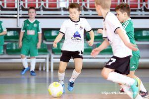 Jako Futsal Cup rocznika 2008. Sopocka Akademia Piłkarska, GKS Kowale i Dragon Bojano z medalami