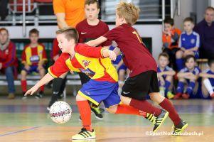 Arka Gdynia najlepsza w Kiełpinie podczas zaciętego turnieju halowego rocznika 2006 Kiełpino Cup