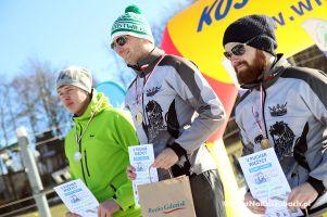 Seria zawodów dla narciarzy i snowboardzistów w Wieżycy