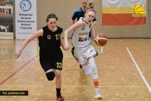Kamila Grobel i Agata Makurat zajęły wraz z kadrą Pomorza 5. miejsce w finałach Ogólnopolskiej Olimpiady Młodzieży 2017