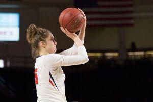 Aleksandra Makurat, nasza koszykarka w USA.
