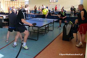 Turniej Open Seniorów w Tenisie Stołowym w sobotę w Miechucinie