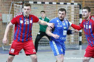 MKS Real - Astromal Leszno - GKS Żukowo 26:23 (14:10). Koniec małej serii meczów bez porażki Żukowa