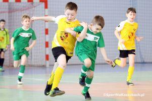 Dwa zespoły ze Starogardu Gdańskiego w finale turnieju Jako Futsal Cup rocznika 2007 w Kiełpinie