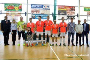 Puchar Ligi wygrany przez New Look i zakończenie Kartuskiej Halowej Ligi Piłki Nożnej 2016/2017