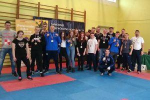Zawodnicy Rebelii Kartuzy walczyli w Mistrzostwach Województwa Pomorskiego w Kickboxingu 2017