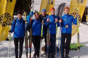 Narciarze Cartusii uczestniczyli w największym biegu w Polsce