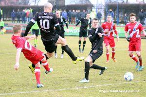GKS Przodkowo - Chemik Bydgoszcz 3:2 (1:0). Dwie bramki Stasiaka i jedna Szura pozwoliły udanie otworzyć rundę