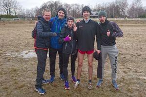 Trzy medale żukowian w przełajowych mistrzostwach Polski