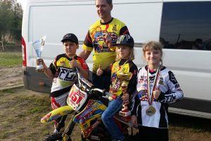 Jest okazja, by zobaczyć młodych motocrossowców z Kaszub