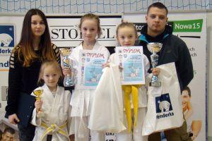 Medale judoków GKS-u Żukowo na Mistrzostwach Bydgoszczy, turnieju Kangurek i Mistrzostwach Regionu Północnego