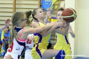 Zwycięstwa i porażki koszykarek z Kartuz i Sierakowic w pomorskich ligach. W ten weekend cztery kolejne mecze
