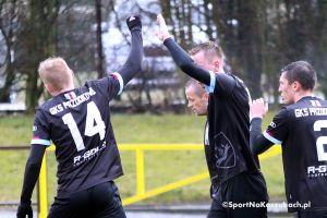 Bałtyk Gdynia - GKS Przodkowo 0:3 (0:1). Pewne zwycięstwo Przodkowa w hicie kolejki III ligi