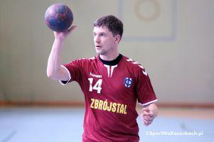MKS Sambor Tczew - GKS Cartusia Kartuzy 25:26 (12:13). Jest dziesiąte zwycięstwo w II lidze zespołu Jarosława Frankowskiego