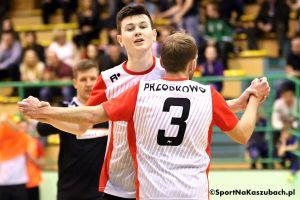 Budmax Przodkowo - FC Kartuzy 3:1 (2:1). Derby powiatu w II lidze futsalu dla gospodarzy