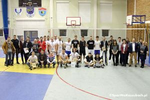 D&H Bytów zdobył Grand Prix Żukowa w Piłce Siatkowej Mężczyzn. Na podium także Acrylex Kościerzyna i EPO Project