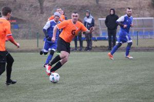 GKS Żukowo - KS Sulmin 1:1 (0:0). Pierwsze w tym roku derby gminy Żukowo i debiut Piotra Kwiatkowskiego na remis