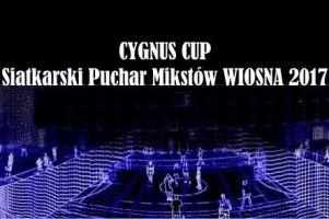 Siatkarski Puchar Mikstów Cygnus Cup Wiosna 2017 już 25 i 26 marca w Arenie Przywidz