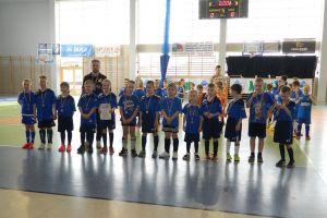 Dwanaście drużyn zagrało w turnieju Kiełpino Cup