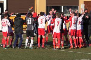 KS Chwaszczyno - Lech II Poznań 2:1 (0:0). Trzecie zwycięstwo w trzecim wiosennym meczu zespołu Łukasza Kowalskiego