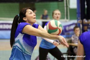 Przodkowska Liga Piłki Siatkowej Kobiet. Dwa mecze I ligi i cztery mecze II ligi rozegrano w ostatni piątek