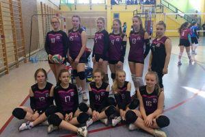 Siatkarki GKS-u Żukowo zakończyły zmagania w lidze młodziczek i zagrały w międzynarodowym turnieju w Łebie