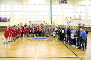 Zawodnicy z Tczewa wygrali XX Turniej Piłki Ręcznej Chłopców o Puchar Burmistrza Kartuz. Gospodarze z Batu na czwartym miejscu