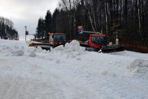 Ostatnia szansa, by pojeździć na nartach w Wieżycy - 2 kwietnia koniec sezonu zimowego w Koszałkowie