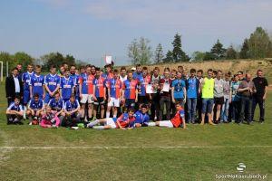 Żukowo wygrało Powiatową Gimnazjadę w Piłce Nożnej Chłopców w Somoninie. Na podium też Kartuzy i Miechucino
