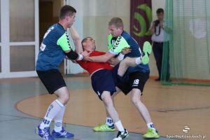 Gospodarze z Cartusii wygrali Turniej Piłki Ręcznej Seniorów o Puchar Burmistrza Kartuz 2016