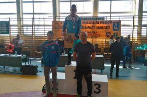 Nikdem Drewa wygrał  II Puchar Polski Kadetów w Zapasach w Janowie Lubelskim i awansował do finału OOM