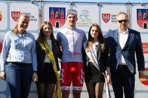 Hellena Tour na otwarcie sezonu szosowego. Szymon Sajnok wygrał czasówkę i klasyfikację U21, wysoko Damian Sławek